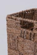 Úložný box KIM 26, vodní hyacint, natur, 2 ks