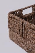 Úložný box KIM 34, vodní hyacint, natur, 2 ks