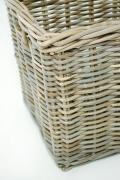 Úložný box ROBO, ratan, 32 cm, natur