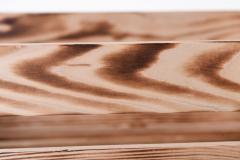 Úložné krabice YARA, dřevo, šířka 36 cm, natur, 2 ks