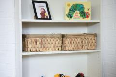 Úložné boxy z mořské trávy Seegras, přírodní barva, 2 ks