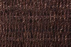 Úložné boxy z mořské trávy Seegras, hnědá barva, 2 ks